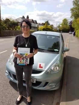 A huge congratulations to Chris who passed her test today, first time. A big achievement for Chris and 2nd client pass of the day for Drive to Arrive. Well done Chris! Thanks for choosing Drive to Arrive.